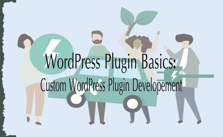 WordPress Plugin Basics: Custom WordPress Plugin Developement